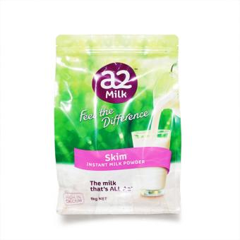 Sữa tươi tách kem dạng bột A2 Úc (1kg) -Mẫu mới