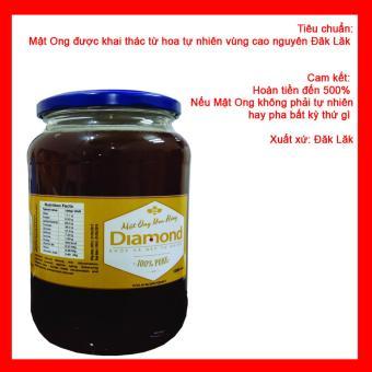 Mua Mật Ong Hoa Rừng Diamond 1000ml giá tốt nhất