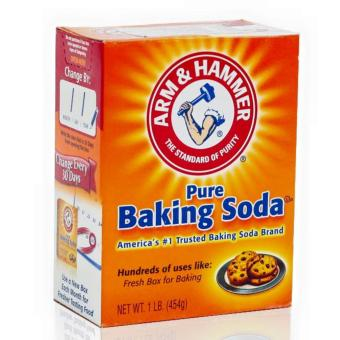 Baking Soda 454G (Nâu)