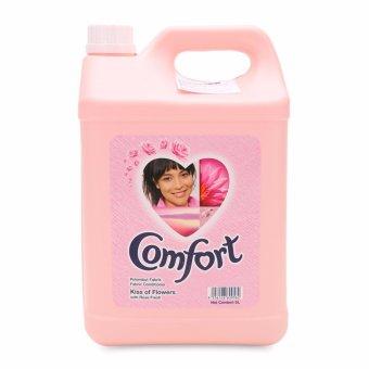 Nước xả vải Comfort can 5000ml (Hồng)