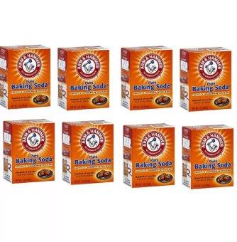 Mua Bộ 8 Bột Nở Baking Soda đa công dụng giá tốt nhất