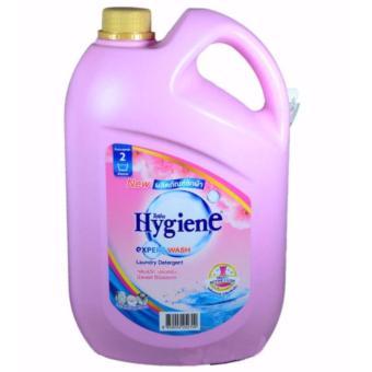 Nước giặt xả Đậm Đặc Thái Lan Hygiene 3000ml hương Hoa Hồng