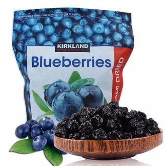 Blueberry Sấy Khô Kirkland 567gr Mỹ