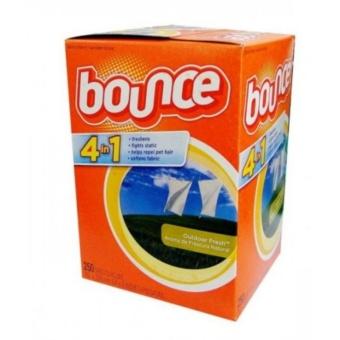 Giấy làm thơm quần áo Bounce - 160t