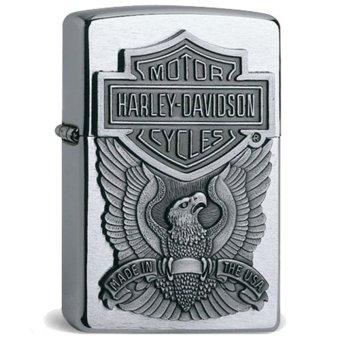 Bật lửa Zippo Motor- Harley Davidson