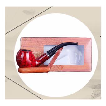 Tẩu thuốc lọc khói tối ưu an toàn sức khỏe F125 (Nâu)