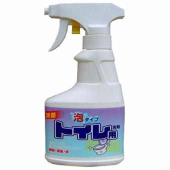 Chai xịt tẩy vệ sinh bồn cầu 300ml rocket japan