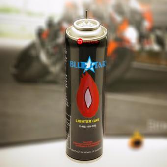Bình bơm gas Bật Lửa Hộp Quẹt LPG 150g với 5 đầu bơm