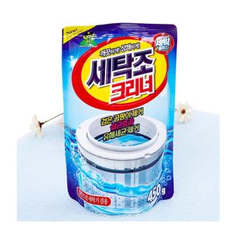 Bột tẩy lồng máy giặt hàn quốc siêu sạch ( Lồng ngang + Lồng đứng )