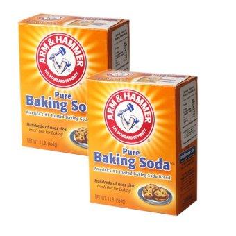 Mua Bộ 2 hộp bột Baking Soda đa công dụng 454g giá tốt nhất