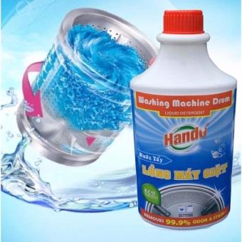 Nước tẩy chuyên dụng vệ sinh lồng máy giặt Hando TI623
