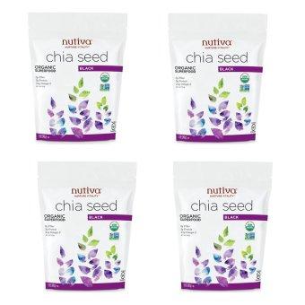 Hạt chia Nutifood Nutiva Organic Chia Seed 907g