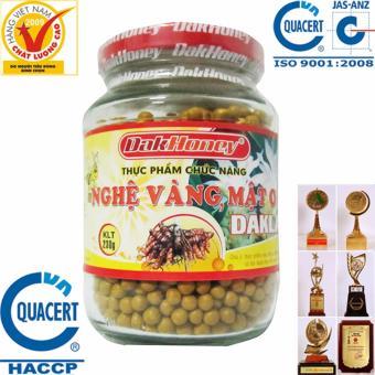 Nghệ vàng mật ong nguyên chất DakHoney230gr F193