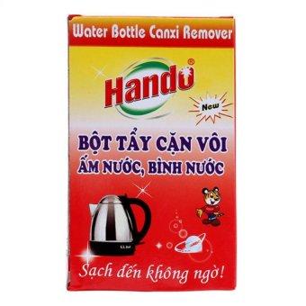 Hộp bột tẩy cặn vôi ấm nước, bình nước 100g TI0167