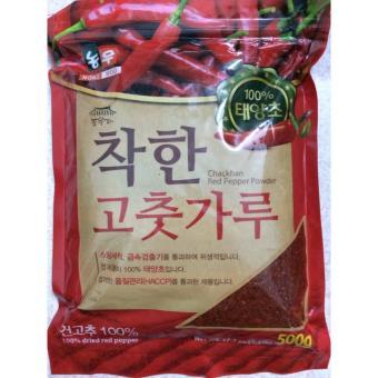 Ớt Bột Hàn Quốc Làm Kim Chi 500g