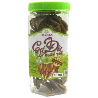 Cá đù cháy tỏi ăn liền đặc sản Phan Thiết 100g