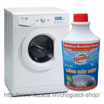 Nước vệ sinh tẩy lồng máy giặt Hando 800ml