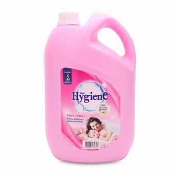 Nước xả vải Hygiene chai 3500 ml (Hồng)