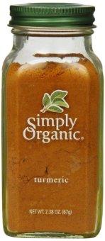 Bột Nghệ xay nhuyễn Simply Organic 67G