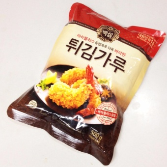 Bột chiên xù Hàn Quốc Beksul đặc biệt 1kg