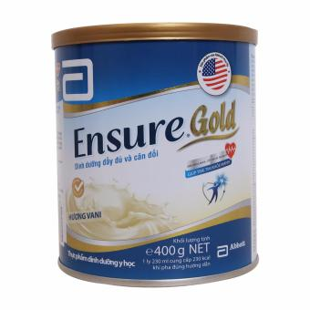 Mua Sữa bột Ensure Gold 400g hương Vani giá tốt nhất