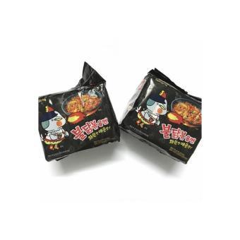 Combo 10 gói mì khô gà cay Hàn Quốc