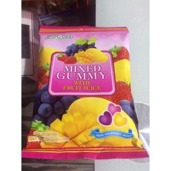 Kẹo dẻo trái cây Gummy