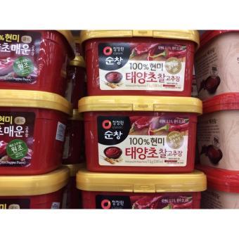 Tương Ớt Hàn Quốc Loại Đặc Biệt 1Kg