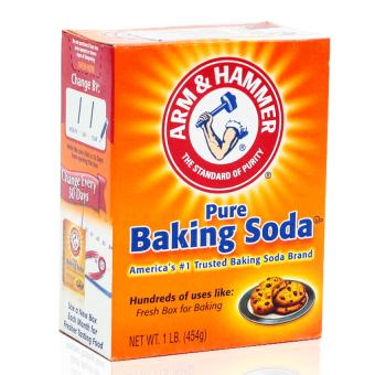 Bộ 6 baking soda đa công dụng 454g