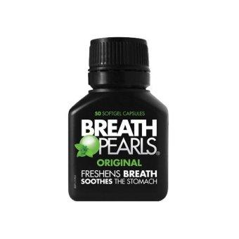 Kẹo Bạc Hà Breath Pearls Origina