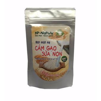 Bột Cám Gạo sữa Non Đắp Mặt Gói 100g