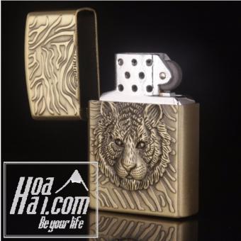 Bật Lửa đá gas HOAHAI.COM Tiger F