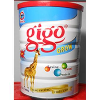 Sữa bột Gigo Grow- Sữa tăng trưởng chiều cao