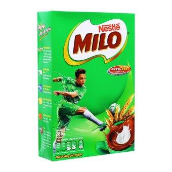 Thức uống lúa mạch Milo Active-Go Nestle 285g