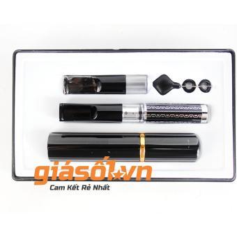 Tẩu lọc thuốc lá ZOBO ZB-095 ( Đen phối trắng )