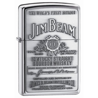 JIMBEAM - Kentucky Straight Bourbon Whiskey