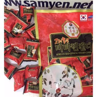 Kẹo hồng sâm vitamin Hàn Quốc 200g-PP bởi Sâm Yến Thái An