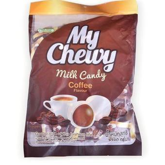 Kẹo sữa mềm My Chewy Milk Candy Coffee (Mã Vạch Thái) 380g/100 viên