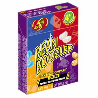 Kẹo thối Bean Boozled 45g (Tặng Bộ rút thăm phù thủy trị giá 15k)