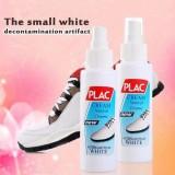 [ Tặng mã giảm giá 10k] Lọ dung dịch tẩy trắng giày túi hiệu PLAC dung tích 100ml