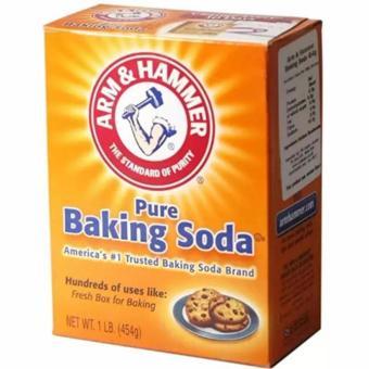 Một Hộp Bột Nở, Muối Nở Baking Soda Đa Công Dụng 454g