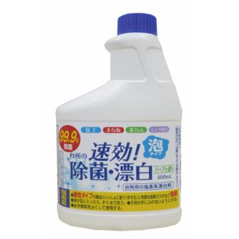 Nước chống vi khuẩn đồ dùng bếp dạng bọt - 400ml (dạng refill)