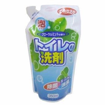Nước tẩy rửa nhà vệ sinh dạng bọt 350ml (dạng refill)