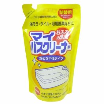 Nước tẩy rửa nhà vệ sinh Super Bass - 400ml (dạng refill)