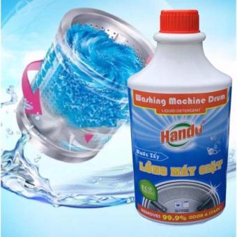 Nước tẩy vệ sinh và làm sạch lồng máy giặt chuyên dụng Hando ( Lồngngang + lồng đứng )
