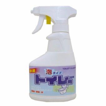 Nước tẩy xịt rửa làm sạch toilet dạng bọt - 300ml