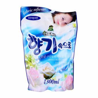 Nước Xả Vải Sandokkaebi Hàn Quốc 1,3L Hương Đại Dương
