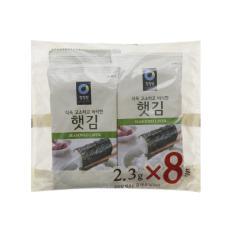 Cập Nhật Giá Rong biển ăn liền tẩm gia vị Miwon 18,4g (2,3gx8) – Bachhoa247