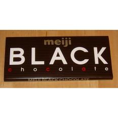 Nơi nào bán Socola meiji – black chocolate 50gr