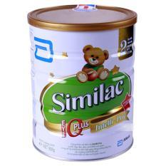 Sữa bột Similac IQ 2 cho trẻ từ 6-12 tháng tuổi - Hộp 900g